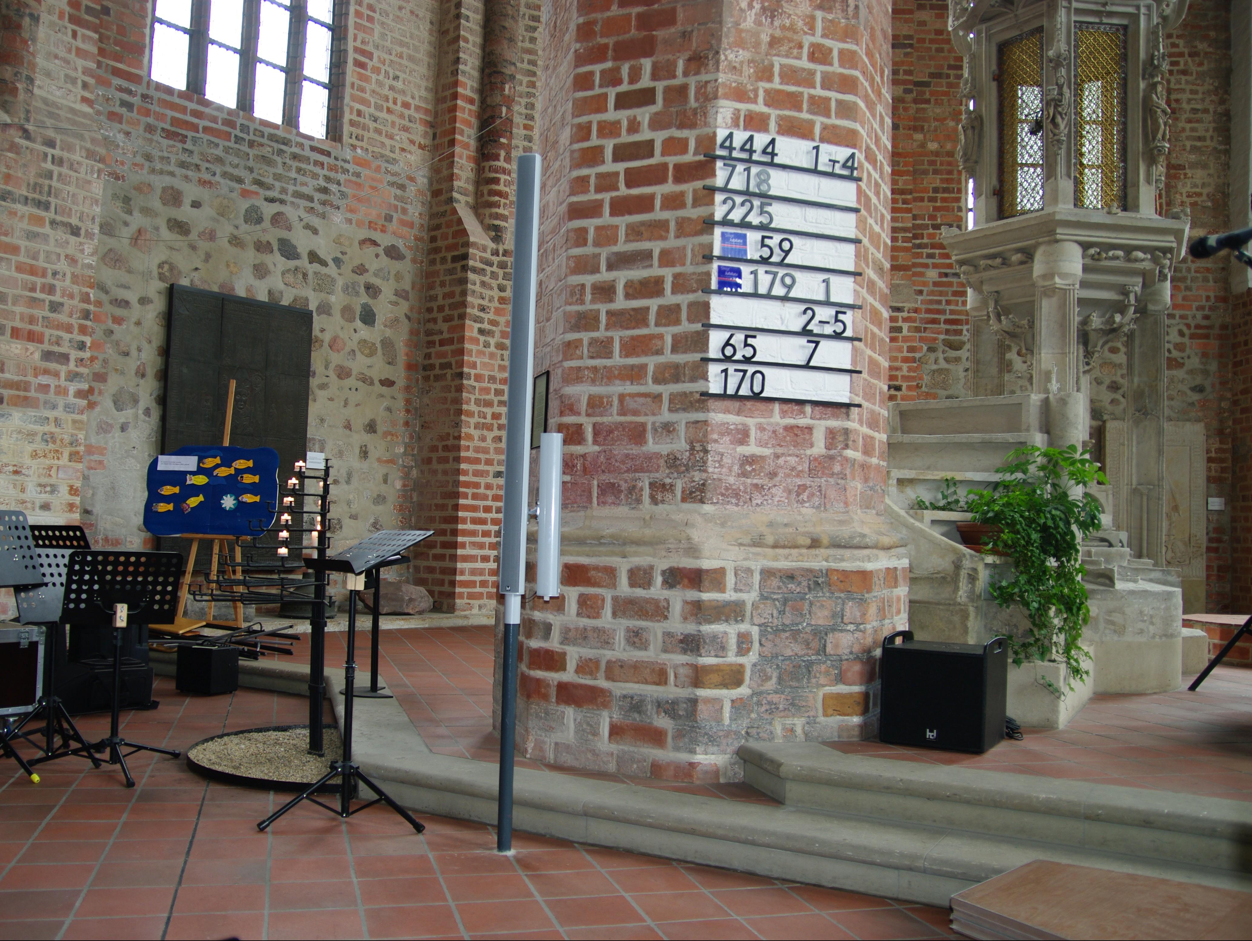 St. Marien Dom – Fürstenwalde – Harmonic Design