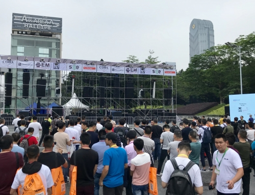 Erfolgreiche prolight+sound Guangzhou