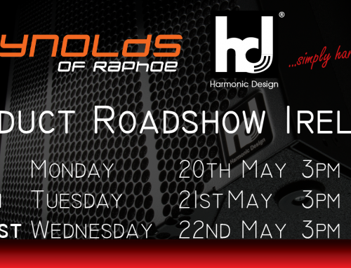 3-day Roadshow in Ireland